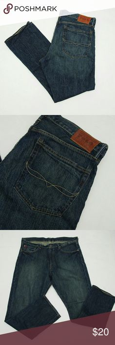 9b4e99d0091 Mens Polo Ralph Lauren Slim Straight Jeans Dark Great, lightly preowned. No  flaws.
