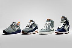 Liberty London X Nike Floral Summer 2014 Collection - http://www.wtf-ivikivi.de/liberty-london-x-nike-floral-summer-2014-collection/