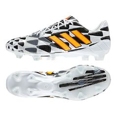 separation shoes ed466 9be60 adidas NitroCharge 1.0 Battle Pack TRX FG Soccer Shoes
