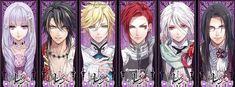 Reine Des Fleurs (Otome Game) | Anime Amino