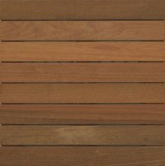 Bison Ipe Wood Deck Tiles - Wood Images and Descriptions Ipe Decking, Laying Decking, Easy Deck, Cool Deck, Diy Wand, Wood Deck Tiles, Ipe Wood, Deck Construction, Deck Plans