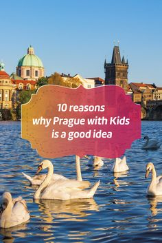 Taking your children to Prague is always a good idea. Prague with Kids I Prague with Family