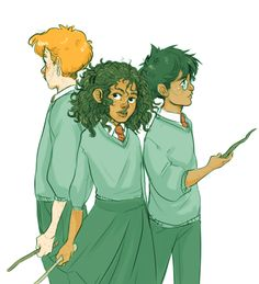 Black 'Harry Potter' Characters Aren't Just Beautiful -- They're Revolutionary