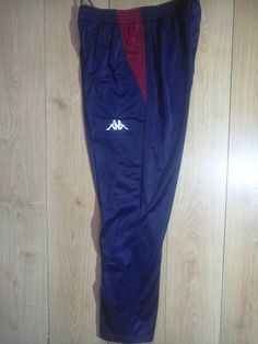 5fd93b7cf16 Mens Tracksuit Pants, Sweatpants, Kappa, Athletics, Reebok, Adidas  Originals, Parachute Pants, Navy Blue, Trousers