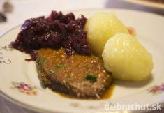 Plate full of meat and potatoes Polenta, Steak, Potatoes, Beef, Plate, Food, Meat, Dishes, Potato