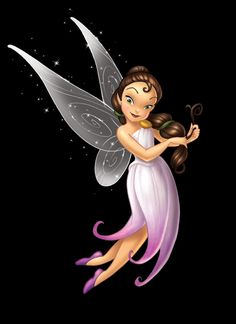 Disney Fairies Magazine - Illustration by Gianluca Barone –Please, don't remove credit–