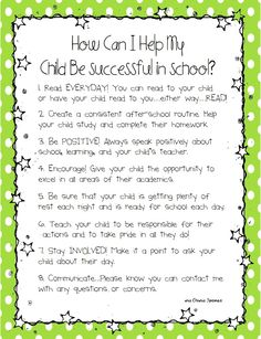 Whether your kids have already started or are about to go #BacktoSchool, here is some sound advice for #parents.
