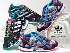 www.cewax.fr aime ces baskets adidas