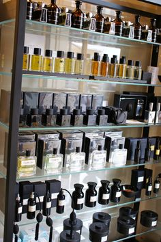 Perfumes / available from Nero