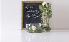 Arredare casa con vasi trasparenti, veca ciotole trasparenti. consigli per arredare casa in primavera, peonie in vaso, marinella rauso