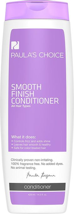 Paula's Choice Smooth Finish Conditioner - Fragrance Free - 14.5 oz >>> Check out the image by visiting the link. (This is an affiliate link) #Conditioner