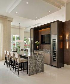 Home Bar Rooms, Home Bar Areas, Diy Home Bar, Home Bar Decor, Bars For Home, Modern Home Bar Designs, Home Modern, Trendy Home, Kitchen Modern