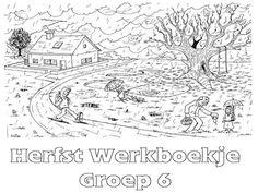 Herfst Werkboekje Groep 6
