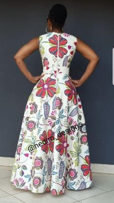 African Print Maxi Dresses NediMMadeNPhotography _designs Source by Latest African Fashion Dresses, African Dresses For Women, African Print Dresses, African Attire, African Wear, African Clothes, African Prints, African Fabric, Wish Dresses