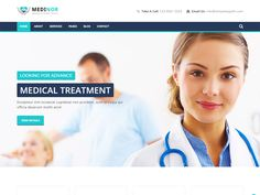 Medinor is a Medical Free HTML Template for Health and Medical websites. It is a highly suitable template for doctors, dentists, hospitals, health clinics, surgeons and any type of health or medical organization. It has purpose oriented design, responsive layout and special features like appointment forms, services, doctors, gallery items, testimonials, FAQs, news and other pages.