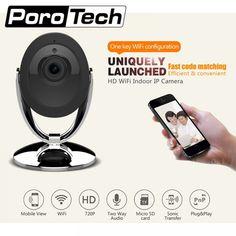 C93 Wifi IP Camera 720P Night Vision 2-Way Audio Wireless Motion Alarm Mini Smart Home Garage video surveillance burglar  Price: $ 73.99 & FREE Shipping   #computers #shopping #electronics #home #garden #LED #mobiles