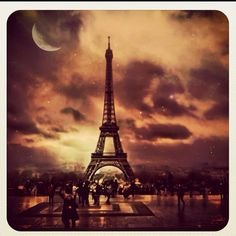 Paris... Will be here in the fall for a wedding :-)
