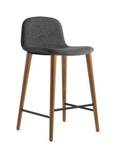 re-upholster? dims are great! Bacco Counter Stool in Fabric