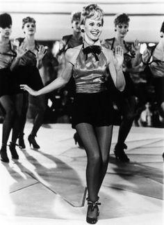 """Olivia Newton-John en""""Xanadu"""", 1980"""