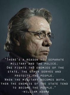 What BATTLESTAR GALACTICA Had To Say About Ferguson | Badass Digest