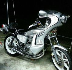 Garage Project Motorcycles • I hear whispers of a Bosozoku Renaissance...