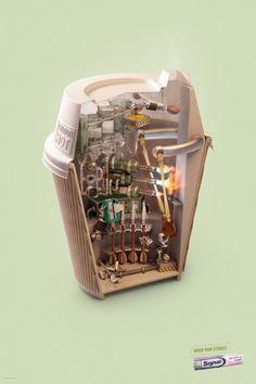 信號抗敏牙膏 - 當疼痛來襲
