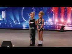 Britain's Got Talent Kids Dancer