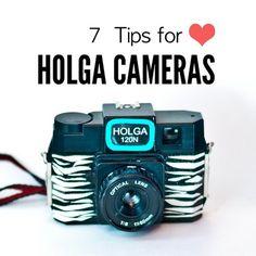 7 Tips for Holga Cameras