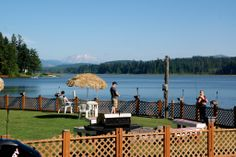 Silver Lake Resort, WA