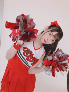 Cheerleading, Ulzzang, Disney Characters, Fictional Characters, Girl Fashion, Kawaii, Poses, Actresses, Disney Princess