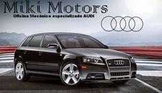 MIKI MOTORS oficina mecânica: Oficina especializada Audi