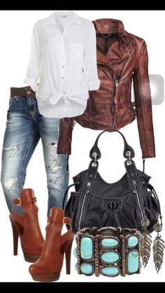 Moda #chic