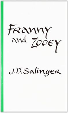 Franny and Zooey by J. D. Salinger, http://www.amazon.com/dp/0316769495/ref=cm_sw_r_pi_dp_XBwqvb12KR3TH