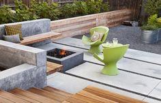 Arterra Landscape Architects Menlo Park Project, Gardenista