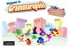http://www.grammaropolis.com/index.html