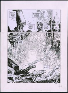 La quête de l'oiseau du temps by Vincent Mallié - Comic Strip