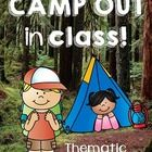 Bring the outdoors inside by having the ultimate classroom campout! This unit is filled with engaging activities, printables, student camping plann...