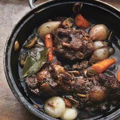 to classic boeuf...Beef Bourguignonne Recipe