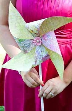 Hey, I found this really awesome Etsy listing at https://www.etsy.com/listing/120207736/wedding-pinwheels-complete-bridal