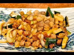 Recipe for Japanese Steakhouse Hibachi Chicken and Steak With Vegetables