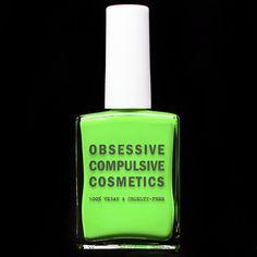 DEVEN GREEN- Nearly neon-green (Crème)