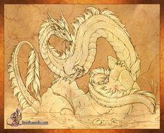 "Dragons10 by J ""NeonDragon"" Peffer"
