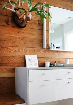 The Impossible Has Happened: 25 Examples of Wood Paneling Done FABULOUSLY
