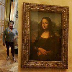 Stone Love & Mona Lisa