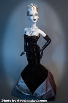 "JAMIEshow Gene Marshall ~ ""Black Lipstick"" ~ Image and styling by Dave ~ The Studio Commissary/kw"