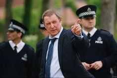 John Nettles as Inspector Tom Barnaby  Midsomer Murders...