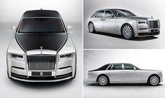 Rolls Royce Phantom 2018 UNVEILED - Price, UK Release Date, Specs ...