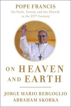 Friends, I have five copies of Pope Francis' new book being released by Image Books - to enter to win, go leave a comment at http://catholicmom.com/2013/04/18/win-on-heaven-and-earth-pope-francis-on-faith-family-and-the-church-in-the-twenty-first-century/ I can't wait to read it!