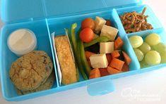 Lunchbox Idea - Fish fingers