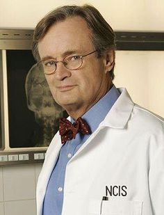 David-McCallum. Ducky !!!